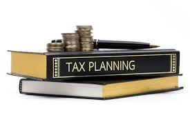 Tax Planning & Tax Management