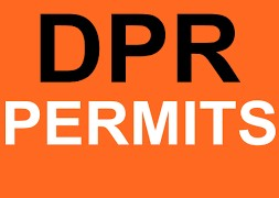 Categories Of DPR Permits