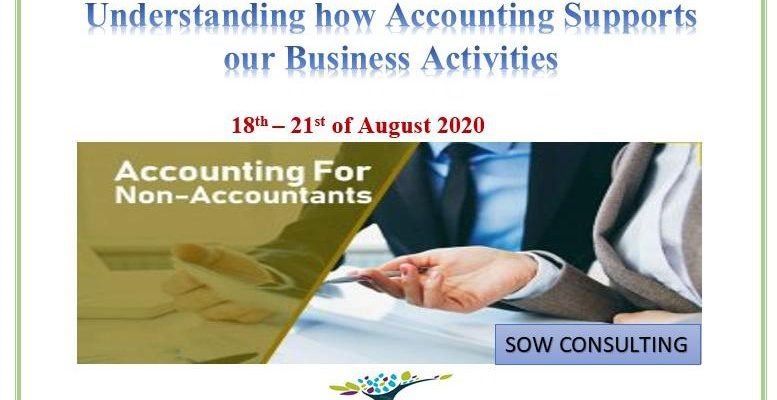 Accounting For Non-Accountants Training