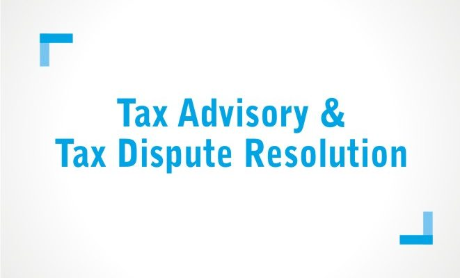 Steps To Tax Dispute Resolution